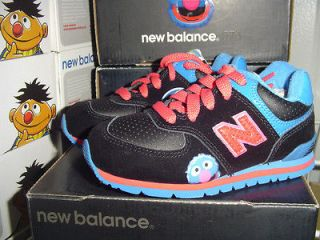 New Balance Sesame Street GROVER Shoes Infant/Toddler Size 5c New SALE