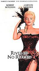 River of No Return VHS, 2002, Marilyn Monroe Diamond Collection