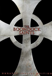 The Boondock Saints (DVD, 2006, 2 Disc Set, Unrated Regular Packaging)