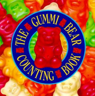 The Gummi Bear Counting Book by Lorenz Books Staff and Pam Wall 1998