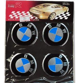 BMW Wheel Center Cap Emblem Decal Badge Hub Rim Lug Symbol Sticker M