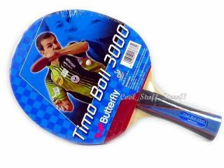 Butterfly Timo Boll 3000 FL Shakehand Table Tennis Racket/Paddle/Bat