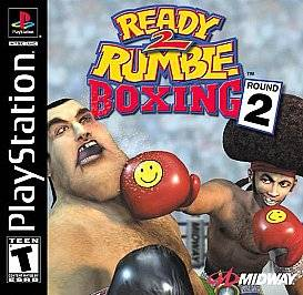 Ready 2 Rumble Boxing Round 2 Sony PlayStation 1, 2000