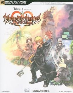 Kingdom Hearts 358 2 Days by Brady Games Staff and Square Enix 2009