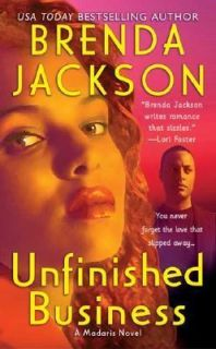 Unfinished Business No. 2 by Brenda Jackson 2005, Paperback