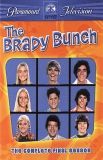 The Brady Bunch   The Complete Fifth Season DVD, 2006, 4 Disc Set