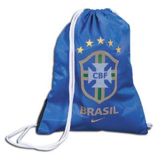 Nike BRAZIL WC 2010 Soccer Shoe Sack GYM pack Bag NEW