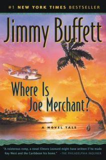 Merchant A Novel Tale by Jimmy Buffett 2003, Paperback, Reprint