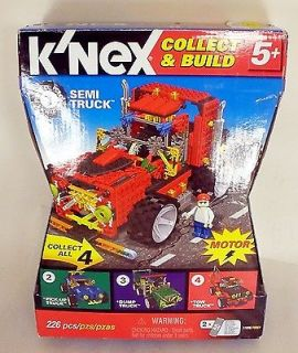 Semi+Truck in Building Toys