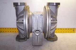 wilden diaphragm pump in Pumps & Plumbing
