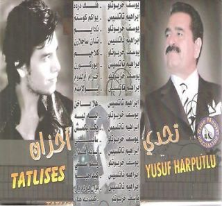 IBRAHIM TATLISES vs. YUSUF HARPUTLU Dejection /Ahzan Tahadi ~ Turkish