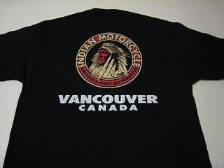 indian motorcycle shirt in Clothing,