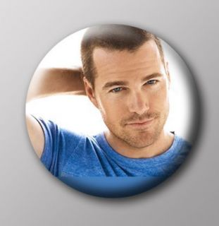 NCIS Los Angeles G Callen Button Badge   25mm