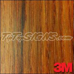 3M DI NOC OAK Wood Grain Wrap Vinyl 48 x 72