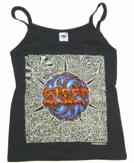 Holy Mountain Womens Strappy Camisole   NEW OFFICIAL dopesmoker
