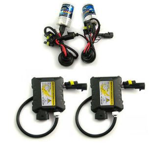 Stone 35W H3 6000K HID Xenon Kit Conversion Replacement Ballast Bulbs