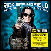 Songs For The End Of The World Best Buy Exclusive by Rick Springfield