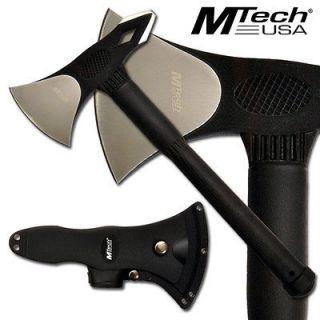 Lot 10 pc Case M Tech Hatchet Camping Hand Axe Double Head Heavy Duty