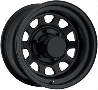 Pro Comp Xtreme Rock Crawler Series 52 Black Wheel 15x10 5x5.5 BC