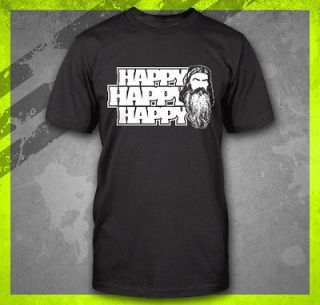 HAPPY HAPPY HAPPY FUNNY ROBERTSON DUCK HUNTING CALL DYNASTY PHIL DAD T