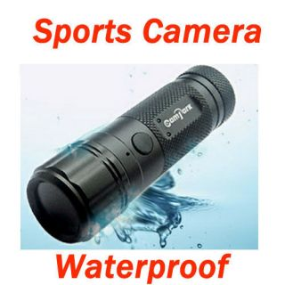 Mini size sports camera waterproof helmet cam action camcorder