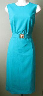 Calvin Klein   Womens Sleeveless Dress, New, Discount