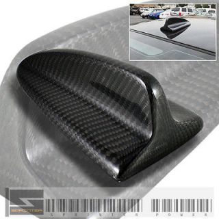 DECORATIVE REAL CARBON FIBER SHARK FIN STYLE ANTENNA UPGRADE LOOK SA2