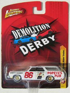 JL FOREVER 64 R15 DEMOLITION DERBY 1973 CHEVORLET CAPRICE WAGON
