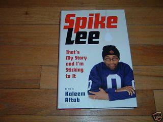 Spike Lee Biography Jungle Fever New York Knicks