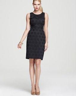 Kate Spade Black Dot Jacquard Joie de Vivre Alme Dress $358 NWT 4