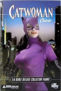 DC Direct CATWOMAN (Classic) 13 1:6 Scale Deluxe Collector Figure