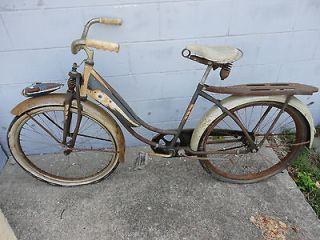 Columbia Westfield Bicycle   Bike   1956 Five Star Superb Campus Queen