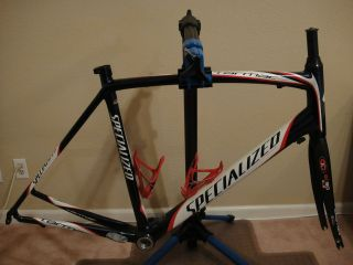 Specialized Tarmac Expert Carbon Fiber Frame Frameset Frame Road Bike