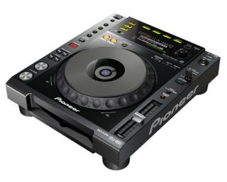 Pioneer CDJ 850K Performance Multi Media Player with REKORDBOX   Black