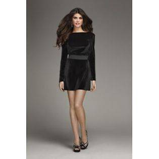 New Kim kardashian kollection collection fashion Black Velvet Dress