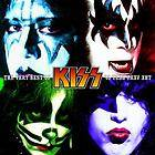 BEST OF KISS GREATEST HITS CD 70s HARD ROCK SEVENTIES HEAVY METAL GLAM