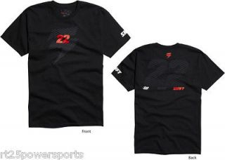Shift Racing Chad Reed Replica Tee Black Adult Medium Team Two Two