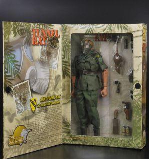Soldier Vietnam 1st Air Cavalry Division & Tunnel Rat 1/6 Figure