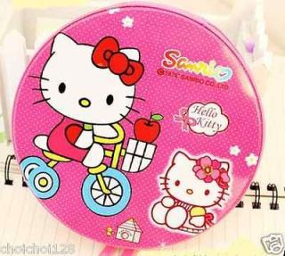 New Hello Kitty PSP CD DVD Portable Storage Bag 12pages/ 24pcs HB05