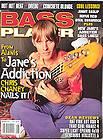 Chris Chaney Jimmy Haslip 2003 Bass Player magazine