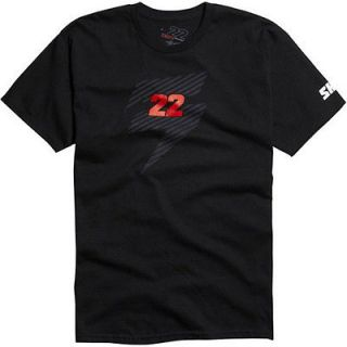 Shift Racing Chad Reed 22 T Shirt Team TwoTwo (fox,mx,superc​ross