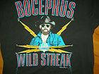 VTG 80s BOCEPHUS HANK WILLIAMS JR. CONCERT BAND TOUR T SHIRT 88