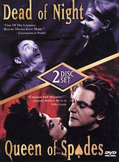 Dead of Night Queen of Spades DVD, 2003, 2 Disc Set