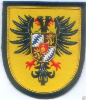 Holy Roman Empire King HRE Emperor Charles COA Crest Shield Arms