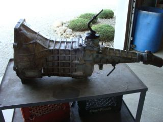 USED 1988 CHEVROLET S 10 4 SPEED MANUAL TRANS TRANSMISSION