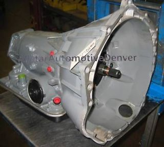 GM/CHEVY 4L60E REMANUFACTURED PERFORMANCE TRUCK TRANSMISSION 1997 1999