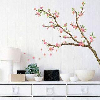 cherry blossom decals