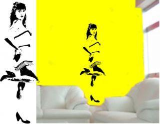 Wall Art Quaity Vinyl Stickers Decals KATY PERRY