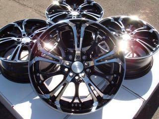 17 Effect Wheels Rims Cobalt HHR Malibu Saturn Aura Ion Sky Saab 9 3