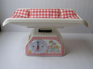Rare Vintage Chicco ARTSANA ITALY { pesa baby } Baby Scale
